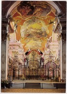 Klosterkirche Einsiedeln, Unterer Chor, Switzerland, Used Postcard [23429] - SZ Schwyz