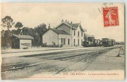12114 - LES RICEYS - LA GARE DE RICEY HAUTE RIVE - Les Riceys