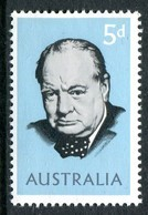 Australia 1965 Churchill Commemoration MNH (SG 377) - 1952-65 Elizabeth II : Pre-Decimals