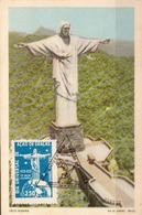 Brazil Maximum Card - Christianity
