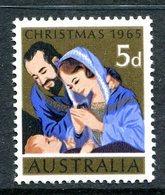 Australia 1965 Christmas MNH (SG 381) - 1952-65 Elizabeth II : Pre-Decimals