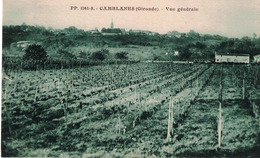 CP CAMBLANES - France