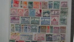 Collection De TCHECOSLOVAQUIE Et Oblitérés Idéal Pour Compléter Des Thématiques Dont Beaucoup De Doubles. A Saisir !!! - Stamps