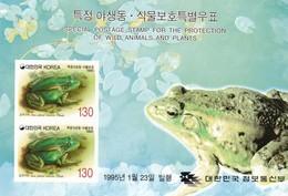 Corea Del Sur Hb 475 Al 476 - Corea Del Sur