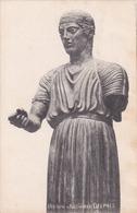 CPA Grèce - Bronze Charioteer - Delphi 3 - 1930 - Griechenland