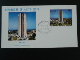 FDC Haute Volta Banque BCEAO 1979 - Haute-Volta (1958-1984)