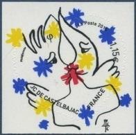 1083 St Valentin  - Coeur De Castelbajac -  50 Gr Neuf  ** PRO 2015 + - Adhésifs (autocollants)