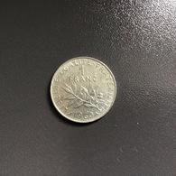 FRANCIA - FRANCE  Moneta 1 Franco  1960  Seminatrice - France