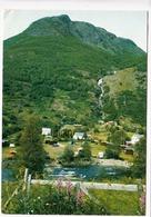 STEINKLEPP CAMPING, Steinklepp, Laerdal, Norway, 1982 Used Postcard [23433] - Norway