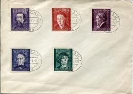 46975  Germany Reich General Gouvernement, Postmar Of Krakau,15.3.1943 - Allemagne