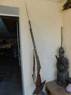 Fusil Gras Scolaire Avec Sa Baio - Armes Neutralisées