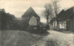 MIRAUMONT  CARTE PHOTO ALLEMANDE 1916 - Autres Communes