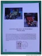 Document Philatélique FDC Charles De Gaulle - De Gaulle (General)