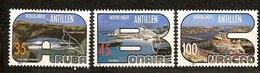 Antilles Néerlandaises Antillen 1983 Yvertn° 677-679*** MNH Cote 4,50  € - Antilles