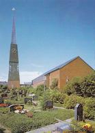 (539) Helgoland Evgl. St. Nicolai-Kirche - Chiese E Cattedrali