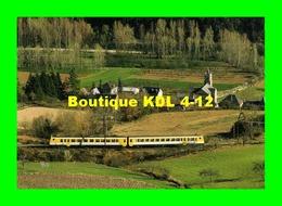 RU CA 36 - Automotrice Z 2 Vers PAILHAS - Aveyron - SNCF - Trains