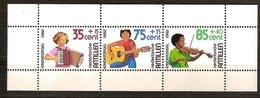 Antilles Néerlandaises Antillen 1982 Yvertn° Bloc 22 *** MNH Cote 7,00  € Musique - Antilles
