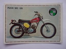 PANINI Super MOTO N°164 PUCH MC 125 - Panini
