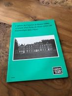 175/ NOUVELLES  DE L EURE N° 70 L AFFAIRE DU COURRIER DE ROUEN 1806 CARNET D UN POILU DE L EURE - Storia