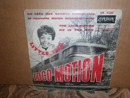 "SP 7""   Little Eva The Loco-motion Juke Box London - Rock"