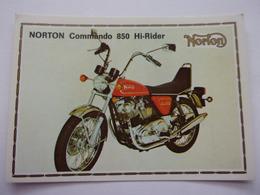 PANINI Super MOTO N°148 NORTON Commando 850 HI-RIDER - Panini