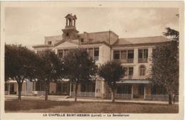 D45 - LA CHAPELLE SAINT MESMIN - LE SANATORIUM - Carte Sépia - France