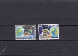 Filipinas Nº 2519 Al 2520 - Filipinas