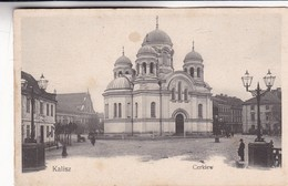 KALISZ-CERKIEV. CPA CIRCA 1910s - BLEUP - Polonia