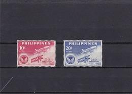 Filipinas Nº A59 Al A60 - Filipinas