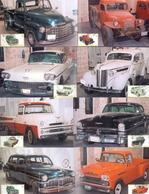2005 QATAR Classic Cars Complete Set 8 Postcards - Qatar