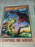 Brice Bolt. Charlier Puig. L Empire De Satan - Autres Auteurs