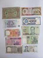 Lot 10 Collector Banknotes,see Pictures - Munten & Bankbiljetten