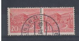 Berlin (XX) Michel Kat.Nr.   Gest 49 Paar - Used Stamps