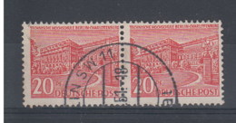 Berlin (XX) Michel Kat.Nr.   Gest 49 Paar - [5] Berlin