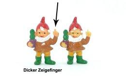 Kaktusprofi / Variante Dicker Zeigefinger - Ü-Ei