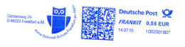 Freistempel 6801 Eule - Machine Stamps (ATM)