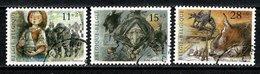 België/Belgique 1992  OBP/COB  2465/67  Used - Belgium