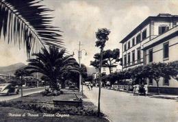 Marina Di Massa - Piazza Dogana - Formato Grande Viaggiata – E 13 - Massa
