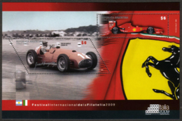 Bloc Argentine Ferrari - Blocks & Kleinbögen