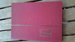 Petit Album 16 Pages Petite Collection De Timbres D'allemagne Obliteres TBE - Collections (en Albums)