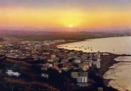 Riviera Adriatica - Tramonto - 392 - Formato Grande Viaggiata – E 13 - Italie