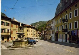 Cismon Del Grappa - Vicenza - Piazza 1 Maggio - Formato Grande Viaggiata Mancante Di Affrancatura – E 13 - Vicenza
