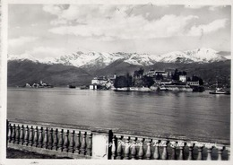 Isola Bella E Pescatori - Lago Maggiore - Formato Grande Viaggiata – E 13 - Novara