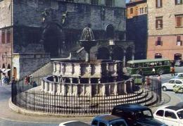 Perugia - Fontana Maggiore - 6-20 - Formato Grande Viaggiata – E 13 - Perugia