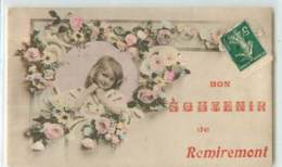 32362 - REMIREMONT - BON SOUVENIR DE - Remiremont