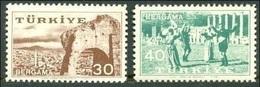 1957 TURKEY THE KERMIS OF PERGAMUS MNH ** - Ongebruikt