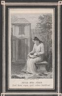 Eugenia Sophia Kint 1846-antwerpen 1874 - Images Religieuses