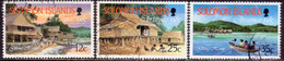 SOLOMON ISLANDS 1985 SG #547-49 Compl.set Used Christmas - Solomon Islands (1978-...)