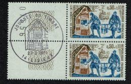 """1971 - Journée Du Timbre - """"La Poste Aux Armées"""" N° 1671 - Oblitération Temporaire De Lisieux - Unused Stamps"""