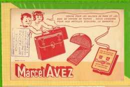 Buvard & Blotting Paper : Marcel Havez  COUDEKERQUE BRANCHE - Transport